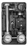 Насосные группы MK, смесительные (электронный термостат 0-95 °С)