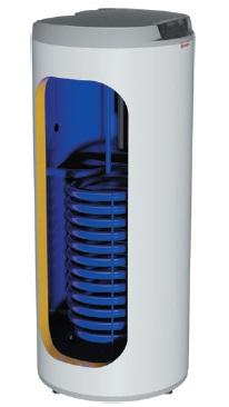 Бойлер стационарный косвенного нагрева Drazice OKC 250 NTRR