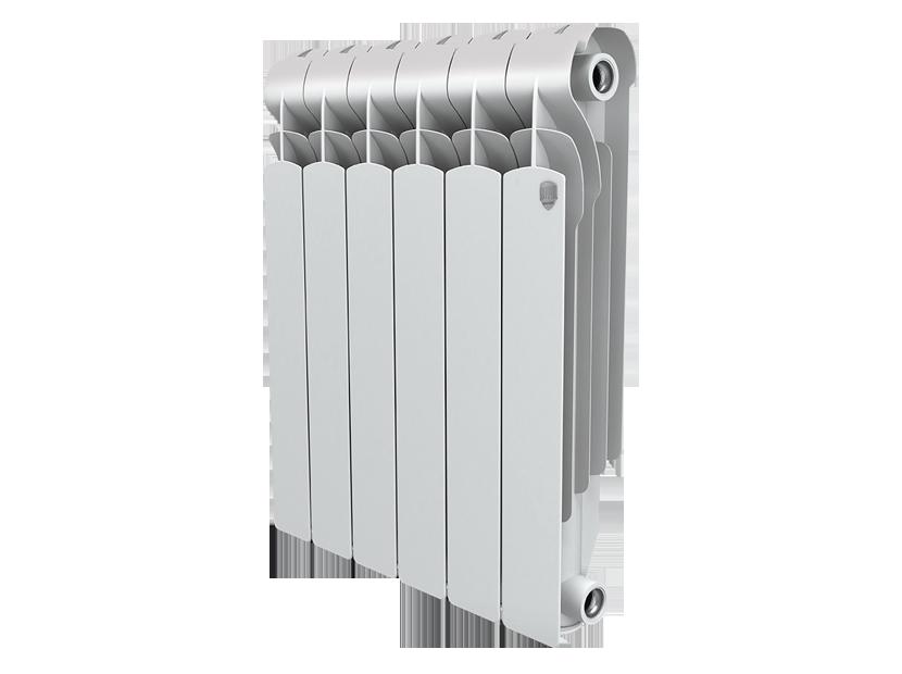 Радиатор алюминиевый Royal Thermo Indigo 500 - 10 секц.