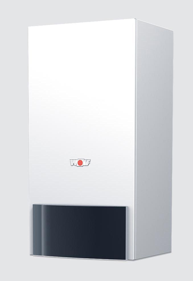Настенный конденсационный котел CGB-50 серии ComfortLine