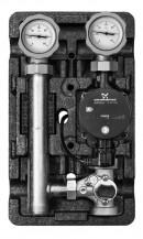 """MK 1"""" с насосом Grundfos Alpha2L 25-60 ME 66831.10 EA RU"""