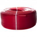 20х2,0 PEX-a труба из сшитого полиэтилена с кислородным слоем, красная