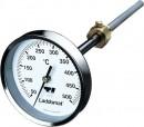Термометр дымовой 50-500°С, l=250 мм