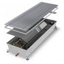 Конвектор встраиваемый в пол с вентилятором MINIB COIL-HCM4pipe-1000 (без решетки)