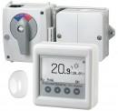 Погодозависимый регулятор отопления Thermomatic EC Home RO с уличным и комнатным датчиками