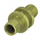 Соединение Tece прямое труба-труба 50/50, латунь