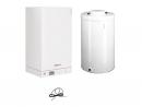 Пакет Viessmann: котел Vitopend 100-W 30 кВт + бойлер Vitocell 100-W CUG 100 литров A1HB010