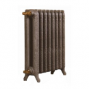 Чугунный радиатор GURATEC Merkur 760/05 (AntikGold/AntikKupfer)