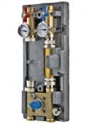 """Насосный модуль с байпасом и трехходовым клапаном 1 1/4"""""""