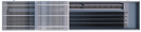 Внутрипольный конвектор HEATMANN с вентилятором Heatmann Line Fan H-90 B-250 L-1000