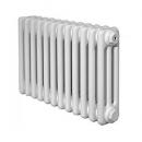 """Радиаторы стальной трубчатый IRSAP HD (с антикоррозийным покрытием) RT30565--40 подключение 30 (3/4"""" боковое), высота 565 мм, межосевое расстояние 500 мм, 40 секций"""