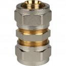 Муфта соединительная 26х26 для металлопластиковых труб винтовой