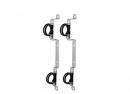 Кронштейн сдвоенный для коллектора ELSEN 3/4''/1'' (2 штуки)
