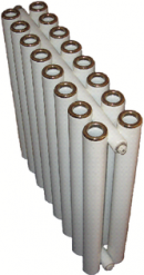 Стальной трубчатый радиатор КЗТО Радиатор Гармония 2-1250-3