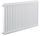 Стальной панельный радиатор Heaton VC22 400x900 (нижнее подключение), (с кроншт встр. вентилем Heaton)