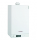 Пакет Viessmann: котел Vitodens 100-W 26 кВт + бойлер Vitocell 100-W CVBB (белый) 300л