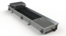Внутрипольный конвектор HEATMANN Line Fan POOL для влажных помещений H-140 B-250 L-1500