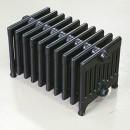 Чугунный трубчатый радиатор EXEMET серия Neo 9-330/220, межцентровое расстояние 220 мм