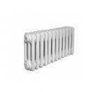 Стальные трубчатые радиаторы ARBONIA, модель 3037, 672 Вт, глубина 105 мм, белый цвет, 14 секций (межосевое расстояние 300 мм)