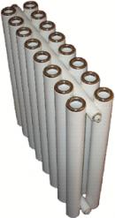 Стальной трубчатый радиатор КЗТО Радиатор Гармония 2-155-10