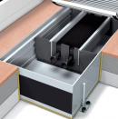 Конвектор встраиваемый в пол с естественной конвекцией Mohlenhoff WSK 410-110-1250