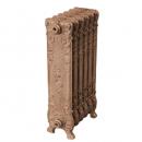 Чугунный радиатор EXEMET Fidelia 800/640/64 (1 секция), межцентровое расстояние 640 мм