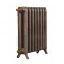 Чугунный радиатор GURATEC Merkur 470/05 (AntikGold/AntikKupfer)