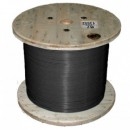 Кабель нагревательный одножильный отрезной Nexans TXLP 1.0 Ohm/m Black (DRUM)