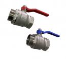 Набор шаровых кранов DN 40 HKV 160 мм, 2 шт