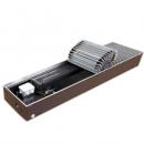"""Медно-алюминиевый конвектор ISOTERM """"Golfstrеam-V"""" КВКД 37.11.150 для встраивания в пол с принудительной конвекцией, алюминиевая решетка"""