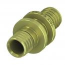 Соединение Tece прямое труба-труба 63/63, латунь