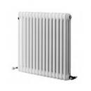 Радиаторы стальной трубчатый IRSAP HD (с антикоррозийным покрытием) RT20565--10 подключение 25 (нижнее подключение со встроенным термоклапаном сверху №25), высота 565 мм, межосевое расстояние 50 мм, 10 секций