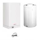 Пакет Viessmann: котел Vitopend 100-W 34 кВт + бойлер Vitocell 100-W CUG 100 литров A1HB013