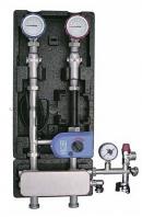 Разделительный теплообменник Hansa ST-10 для насосных групп UK/MK 125mm с группой безопасности 10кВт