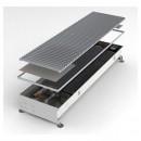Конвектор встраиваемый в пол с вентилятором (универсальный) MINIB COIL-МТ-900 (без решетки)