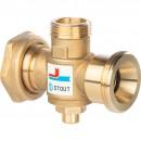 Термостатический смесительный клапан G 1)41/2M-G 1)41/2F-G 1)4M 60°С