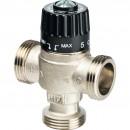 """Термостатический смесительный клапан для систем отопления и ГВС 1"""" НР 30-65°С KV 2,3"""