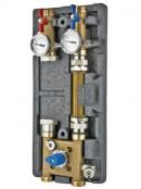 """Насосный модуль с байпасом и четырехходовым клапаном 1 1/4"""""""