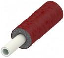 Универсальная многослойная труба Tece 32 в изоляции 9 мм, красная (в бухте 25 м)
