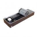 """Медно-алюминиевый конвектор ISOTERM """"Golfstrеam-V"""" КВК 27.11.180 для встраивания в пол с принудительной конвекцией, алюминиевая решетка"""