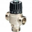 """Термостатический смесительный клапан для систем отопления и ГВС 3/4"""" НР 30-65°С KV 1,8"""
