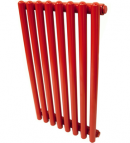 Стальной трубчатый радиатор КЗТО Радиатор Гармония С 25-1-500-29