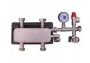 Разделительный теплообменник Hansa ST-20 для насосных групп UK/MK 125mm