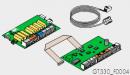 Плата реле и датчиков для 1-го смесительного контура для DTG … K3 AD 220