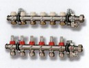 """Коллектор т/п c расходомером 11/4""""х 10 х3/4"""" (пара) SFVT10000000"""