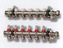 """Коллектор т/п c расходомером 11/4""""х 11 х3/4"""" (пара) SFVT11000000"""