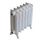 Чугунный радиатор EXEMET Romantica 510/350/78 (1 секция), межцентровое расстояние 350 мм