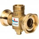 """Термостатический смесительный клапан G 1""""1/2M-G 1)41/2F-G 1""""M 70°С"""