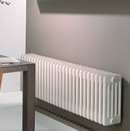 Стальной трубчатый радиатор Dia Norm Delta 5280 5-колонный, глубина 177 мм (цена за 1 секцию)