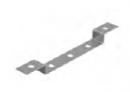 Кронштейн для настенной водорозетки, тип 2Z 30 мм, в комплекте с винтами (для водорозеток из латуни)